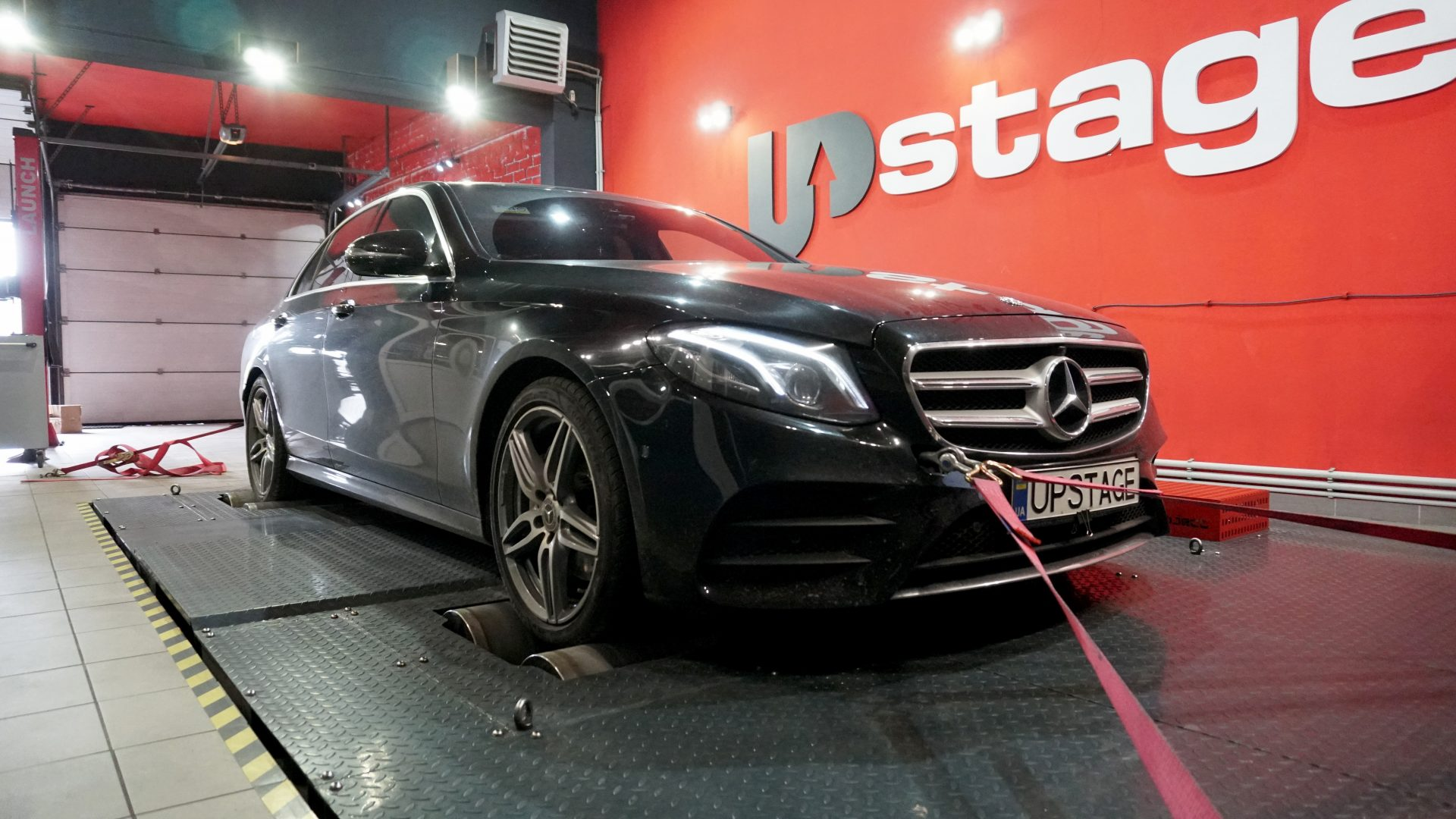 чип тюнинг Mercedes-Benz E W213