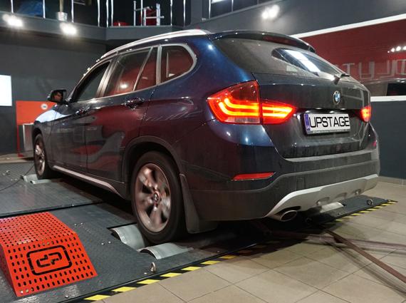 Чип тюнинг BMW X1