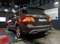 Чип тюнинг Mercedes ML