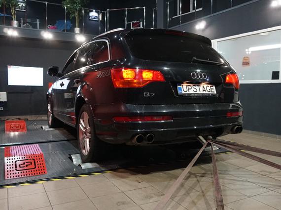 чип тюнинг Audi Q7