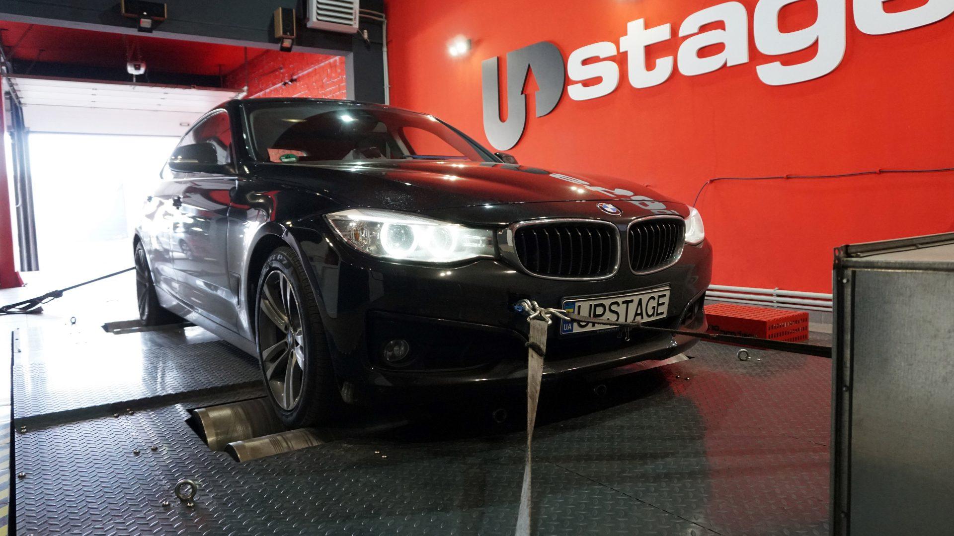 Чип тюнинг BMW320d xDrive GT 2.0d