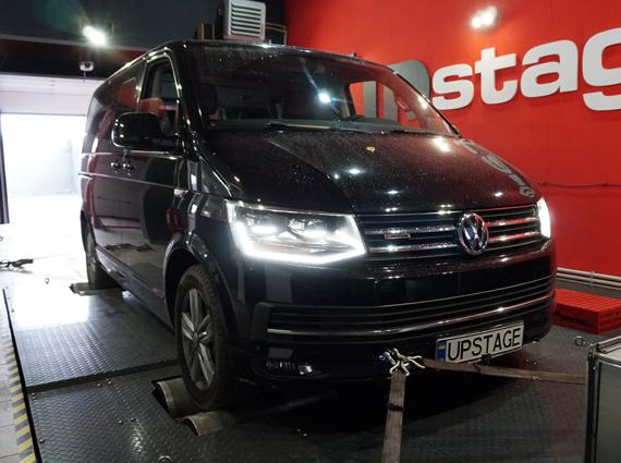 чип тюнинг Volkswagen Multivan2.0 TDI