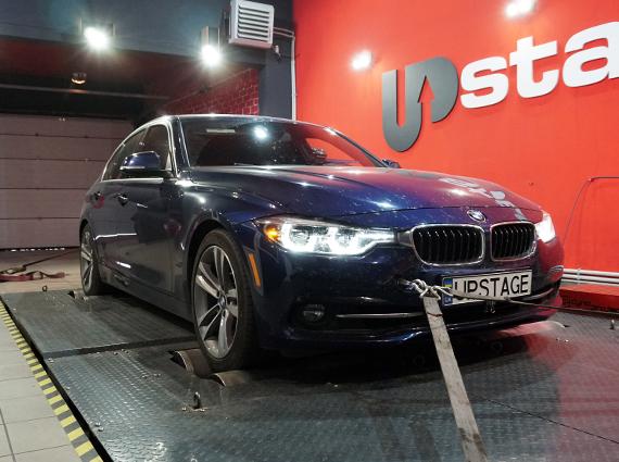 чип тюнинг BMW 330i f30