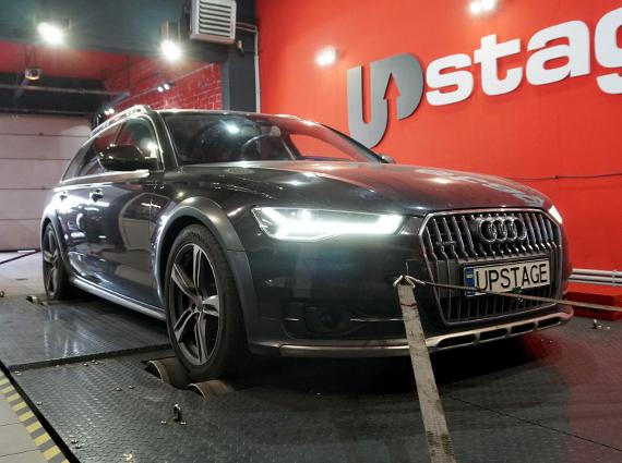 чип тюнинг Audi a6 c7 3.0 tdi