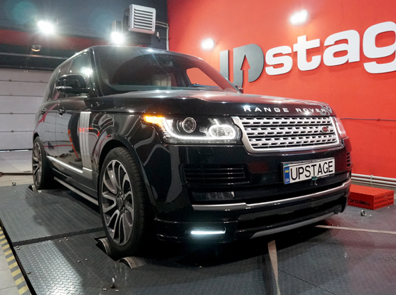 чип тюнинг Land Rover Range Rover Vogue 3.0 TDV6