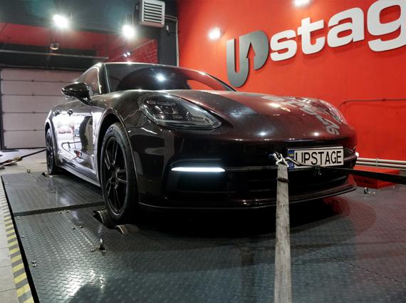 чип тюнинг Porsche Panamera 3.0t