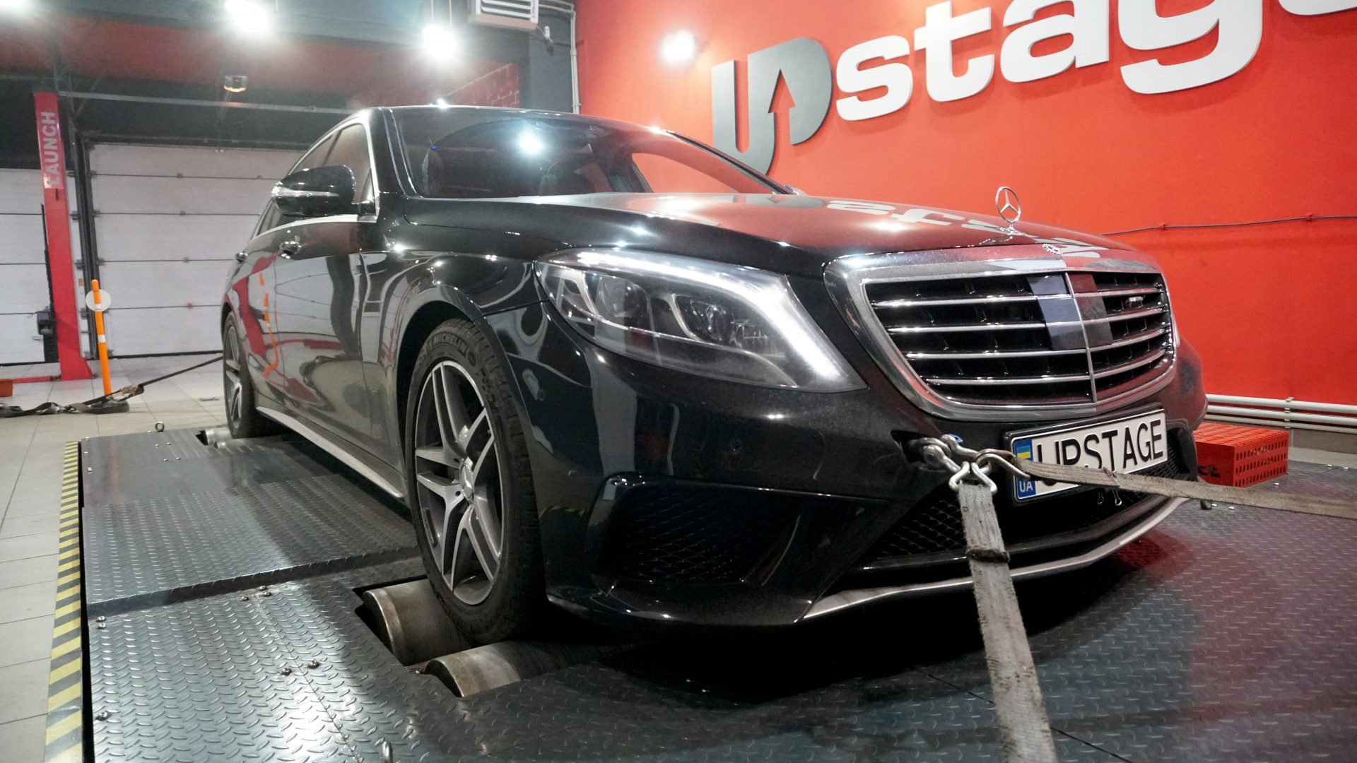 чип тюнинг Mercedes Benz S500 W222