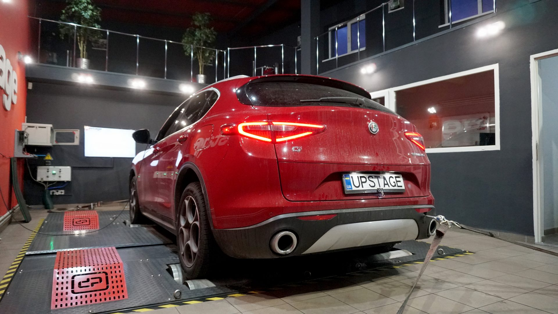 чип тюнинг чип тюнинг Alfa Romeo Stelvio 2.0 TB