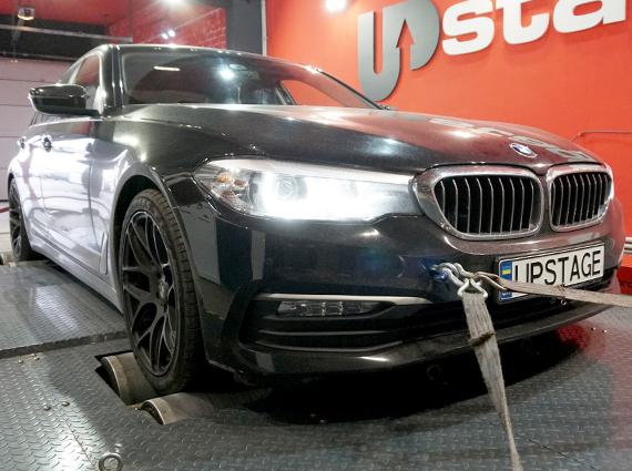 чип тюнинг BMW 530i G30