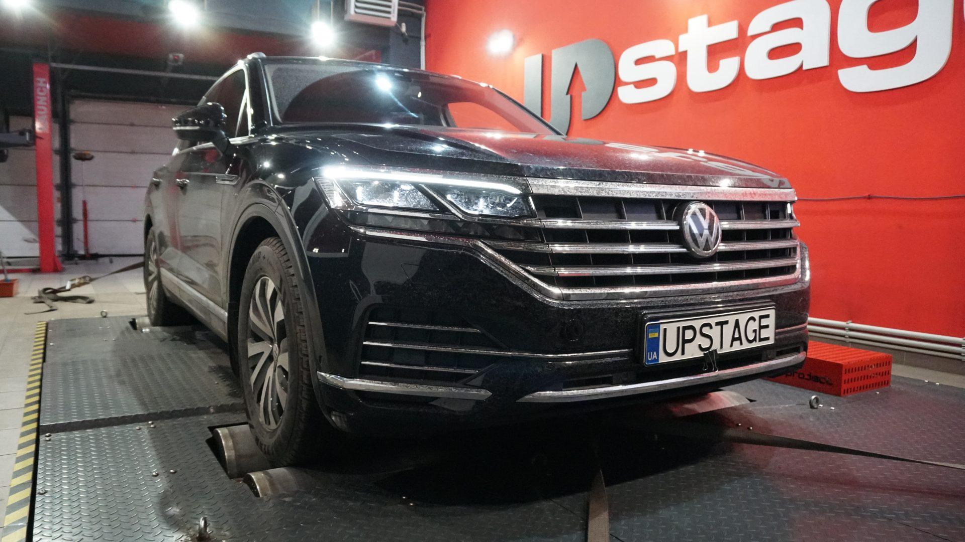 чип тюнинг Volkswagen Touareg 3.0 TDI