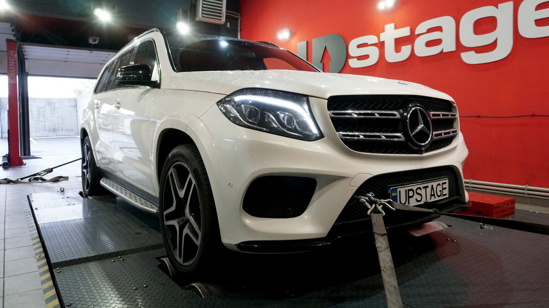 чип тюнинг Mercedes-Benz GLS