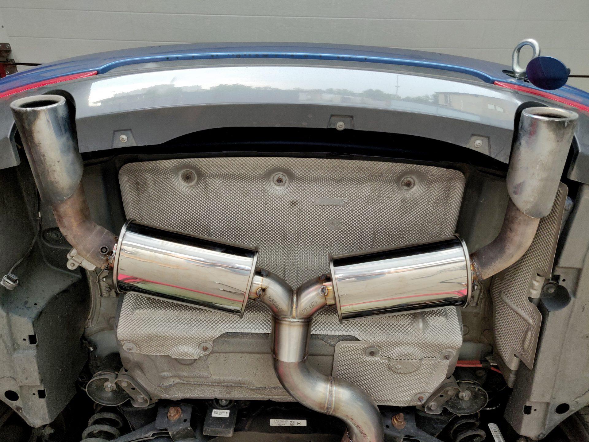 чип тюнинг BMW 435i F32