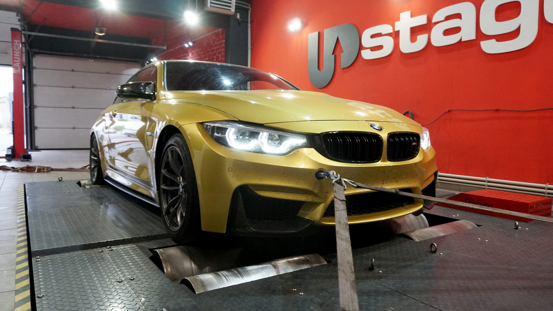 чип тюнинг BMW M4 Coupe F82