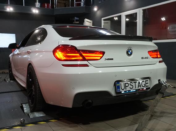 чип тюнинг BMW 640i F06