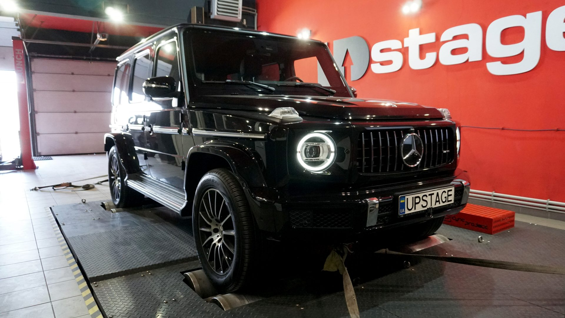 чип тюнинг Mercedes – Benz G500