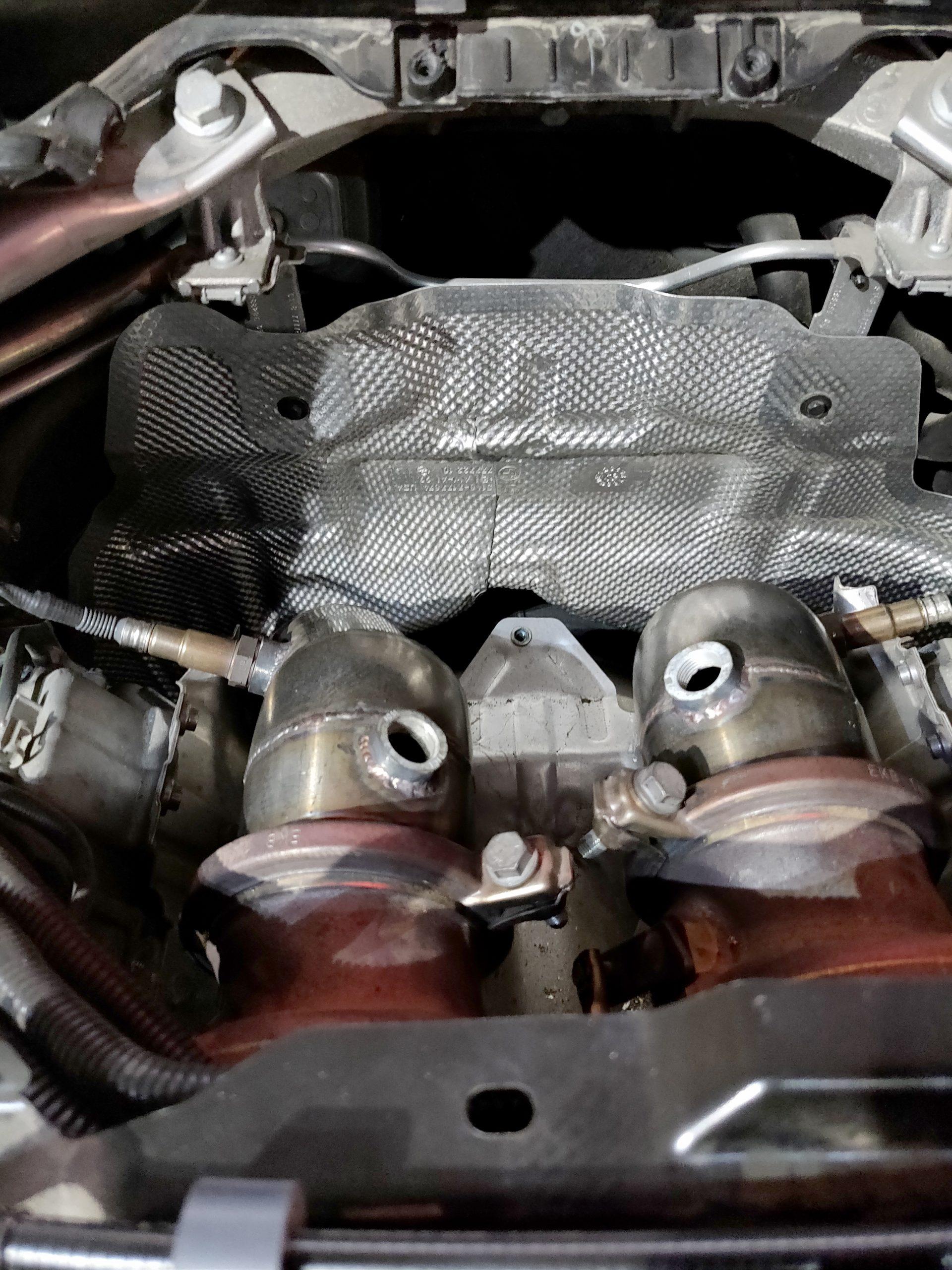 чип тюнинг BMW X5 50i F15