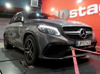 чип тюнинг Mercedes-Benz GLE 400 Coupe