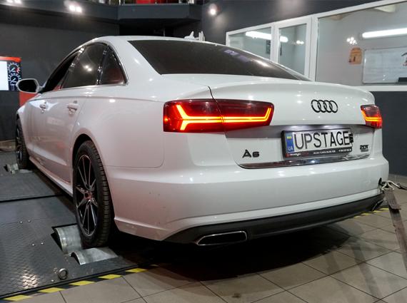 чип тюнинг Audi A6 C7 2.0 TFSI