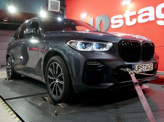 чип тюнинг BMW X5 40i G05