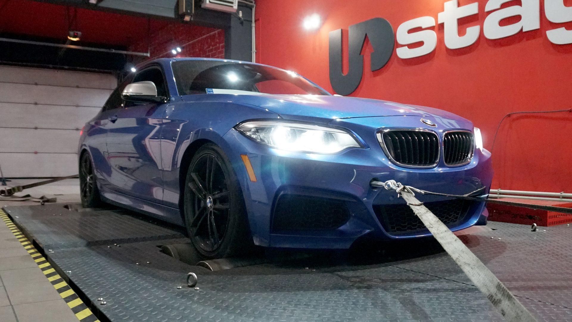 чип тюнинг BMW M240i F22