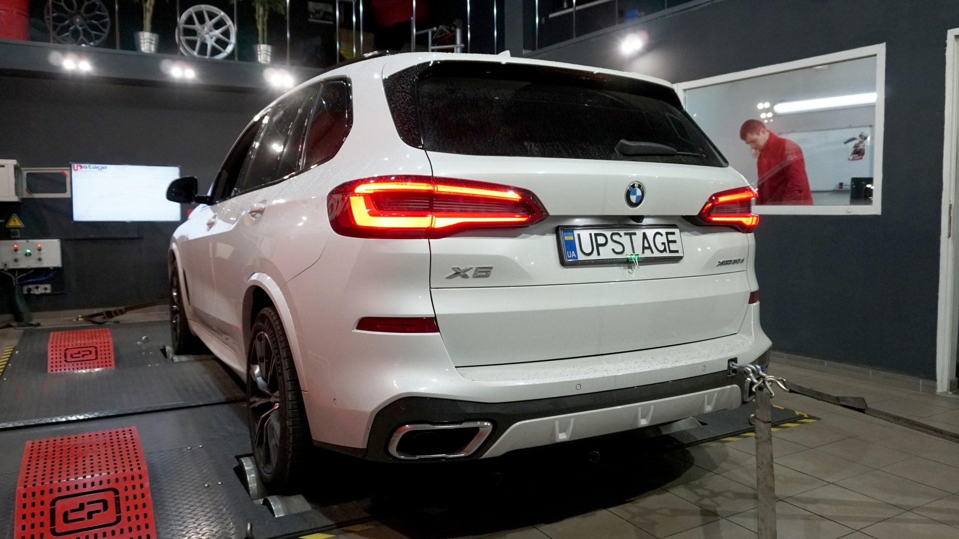 чип тюнинг BMW X5 30D G05