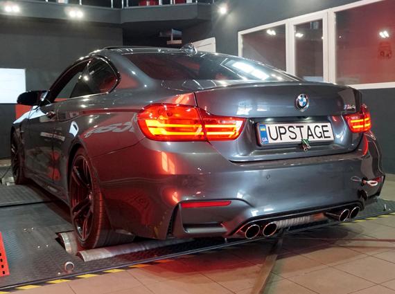 чип тюнинг BMW M4 F82