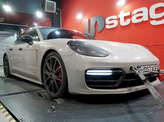 чип тюнинг Porsche Panamera GTS 4.0T