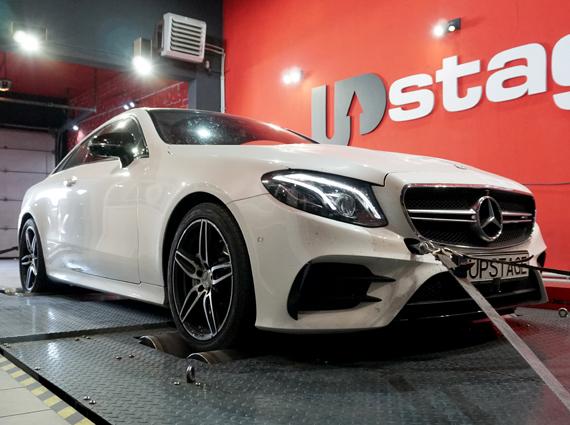 чип тюнинг Mercedes-Benz E 53 AMG 3.0T Coupe