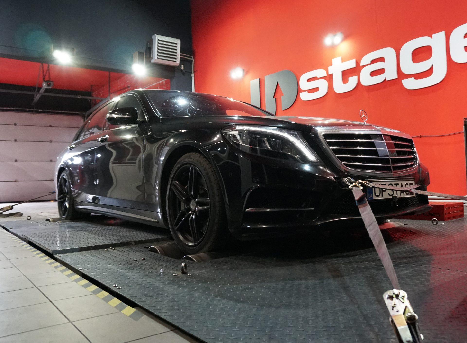 Mercedes-S450-w222-3.0t