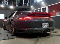 чип тюнинг Porsche 911 Targa 4S 3.0T
